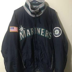 Authentic majestic jacket sz XL